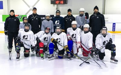 Top 3 tips for a young ice hockey player