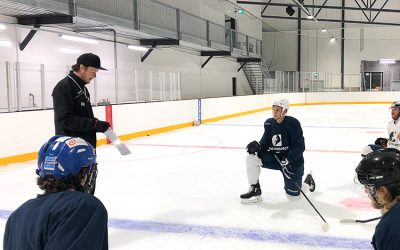 Ice hockey camps for summer 2021 in Kuopio – registration now open